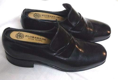Vintage FLORSHEIM mens shoes