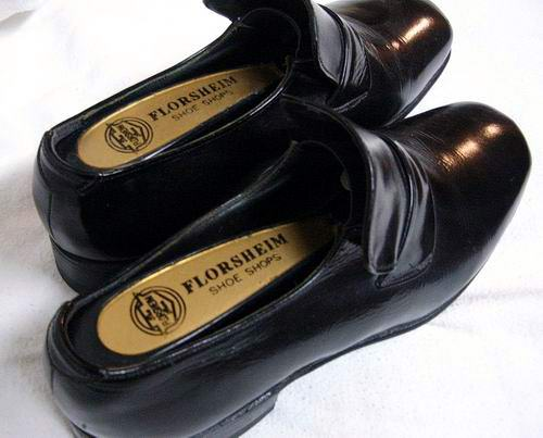 vintage florsheim shoes