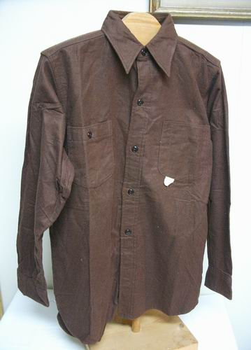 Collar Shirt Men